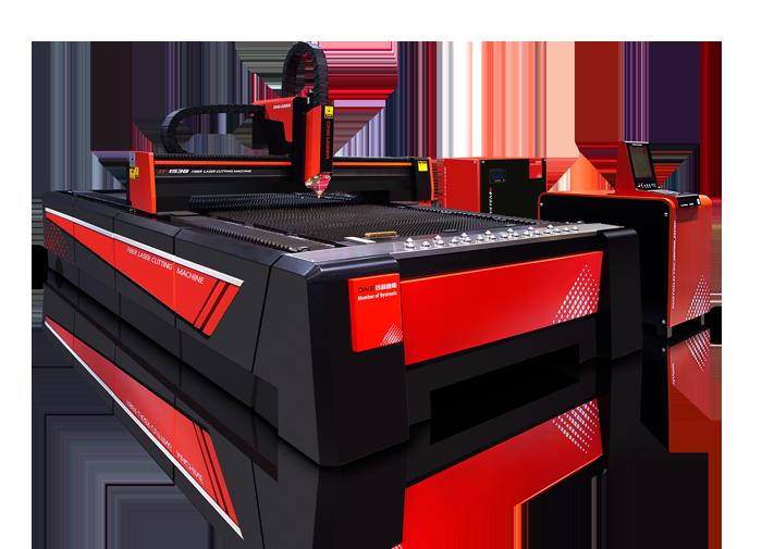 Medium-Power Fiber Laser Cutting