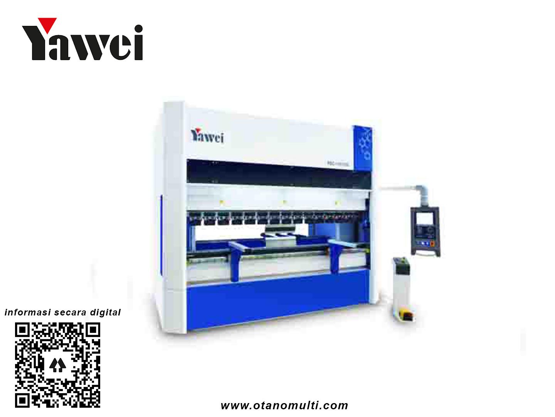 Yawei PBC Series CNC Press Brakes