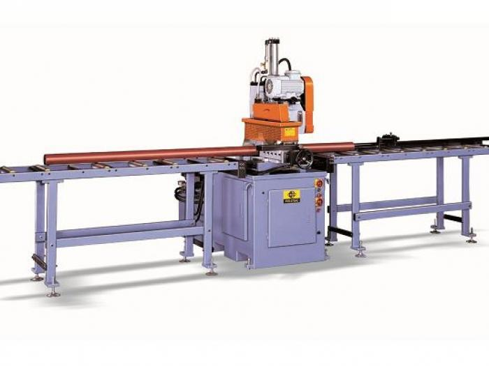 Soco's Steel Tube Cutting OD 110mm Air Lifting for Angle Cutting