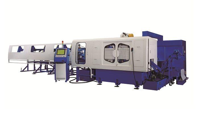 Soco's Machine 4 Processes in 1 Tube Cutting Machine